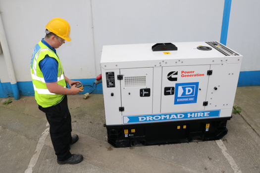 Dromad Hire is the North East's leading hire company, based
